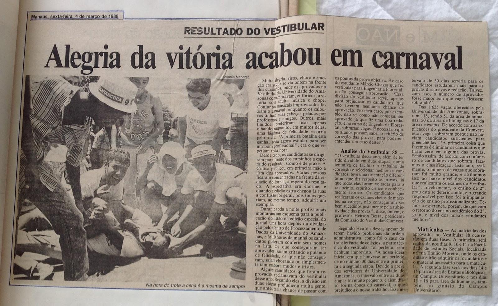 A Crítica 04/03/1988
